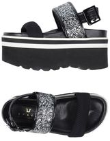 Space Style Concept Sandals