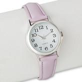 Women's Strap Watch - Lilac