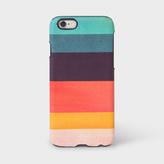 Paul Smith Artist Stripe Leather iPhone 6 Case
