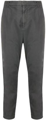 Nili Lotan Cropped Chino Trousers