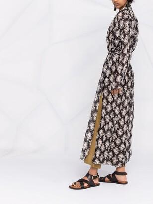 Antonelli Ofelia linen dress