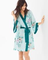 Soma Intimates Chiffon Short Robe