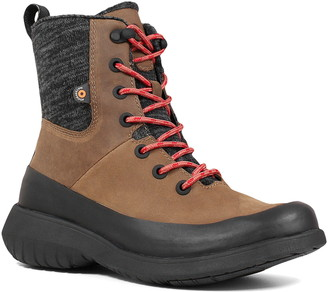 Bogs Freedom Waterproof Lace-Up Boot