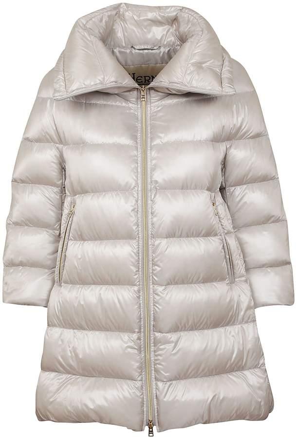 Herno Zip-up Padded Coat