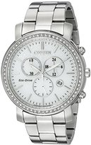 Citizen Drive From Eco-Drive Women's FB1410-58A AML Watch