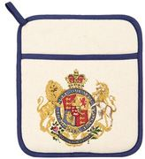 Harrods Royal Collection Trust God Save The Queen Pot Holder