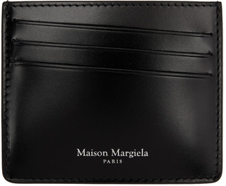 Maison Margiela Black Classic Card Holder