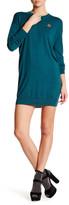 Love Moschino Logo Sweater Dress