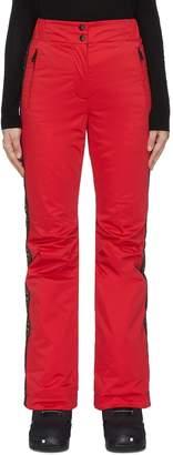 Fendi Sport 'Fendirama' print outseam bootcut ski pants