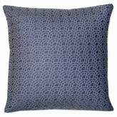 Catherine Malandrino Twilight Laser Cut Square Throw Pillow