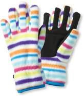 L.L. Bean Kids' Trail Model Fleece Gloves