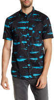 Billabong Sup-Hotlantic Short Sleeve Shirt