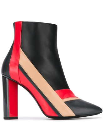 Pierre Hardy Alpha Plus ankle boots