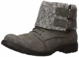 Rocket Dog Women's BABSTER Heirloom PU/Harper Knit Fabric Fashion Boot