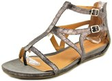 Kenneth Cole Reaction Kenneth Cole Reactio Lost Time Women US 7 Silver Gladiator Sandal