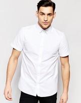Jack Wills Short Sleeve Shirt in Regular Classic Fit