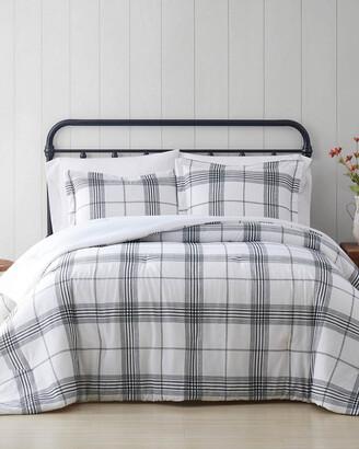 Cottage Classics Cottage Plaid Comforter Set