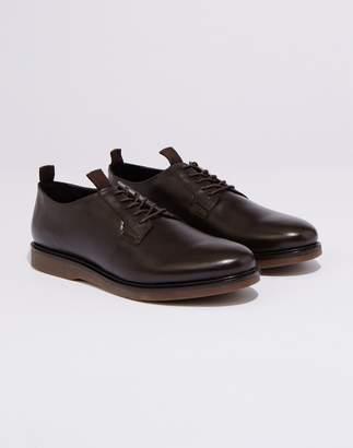 Hudson Postman Shoes Brown