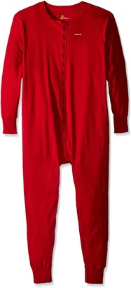 Carhartt Men's Big and Tall Big & Tall Midweight Cotton Union Suit