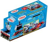 Ravensburger Thomas & Friends 24-pc. Thomas & Charlie Floor Puzzle in a Shaped Box by