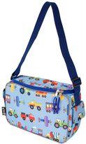 Wildkin Olive Kids Trains, Planes & Trucks Keep It Cooler Lunch Box - Kids