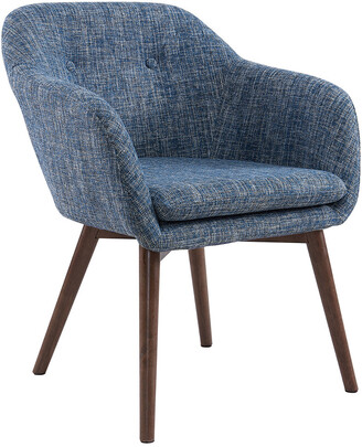 Worldwide Homefurnishings Worldwide Home Furnishings Minto Accent Chair
