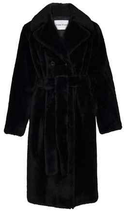 Thumbnail for your product : Stand Faustine belted coat