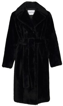 Stand Faustine belted coat