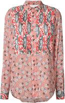Michel Klein Liberty floral shirt