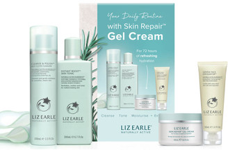 Liz Earle Essentials Skin Repair Kit with Gel Moisturiser (Worth 67.00)