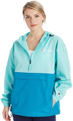 Champion Women's Colorblock Packable Jacket