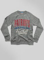 Junk Food Clothing Kids Nfl New England Patriots Sweatshirt-heather Grey-l