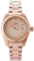 Invicta 20353 Rose Gold-Tone Speciality Collection Watch