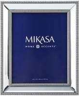 Mikasa Beaded Mirror Picture Frame, 8-by-10-Inch