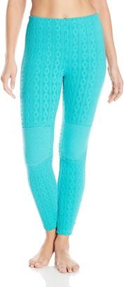 Honeydew Intimates Women's Knit Moto Legging