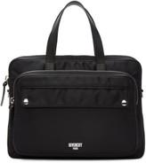Givenchy Black Nylon Briefcase