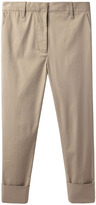 3.1 Phillip Lim Tapered Dickie Trouser