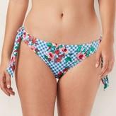 Lauren Conrad Women's Beach Shop Side-Tie Bikini Bottoms