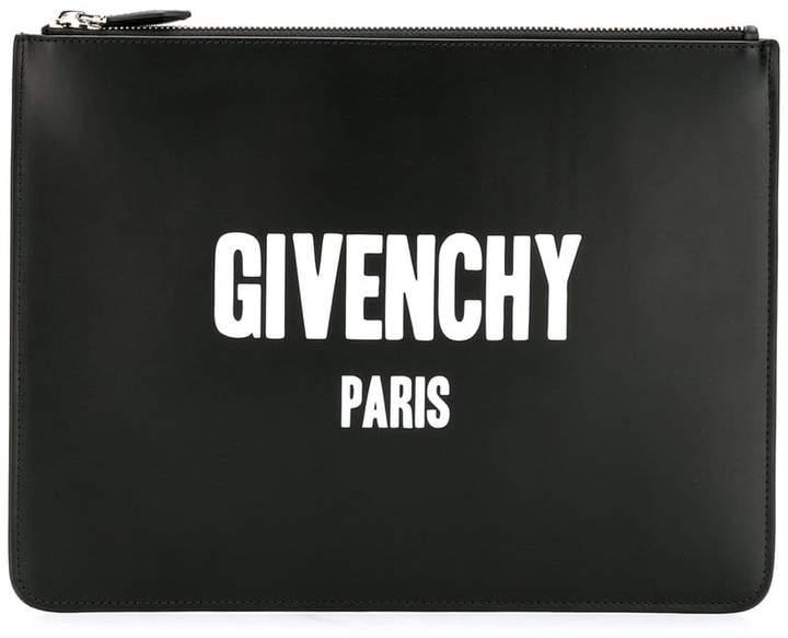 Givenchy Paris pouch