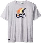 Lrg Men's Big and Tall Research Collection Front Runners T-Shirt