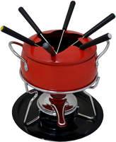 Imusa 7-pc. Steel Non-Stick Fondue Pot