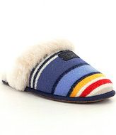 UGG Scuffette National Parks Yosemite Multi Colored Slippers