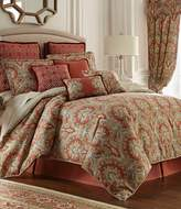 Rose Tree Harrogate Paisley Damask & Geometric Diamond Comforter Set