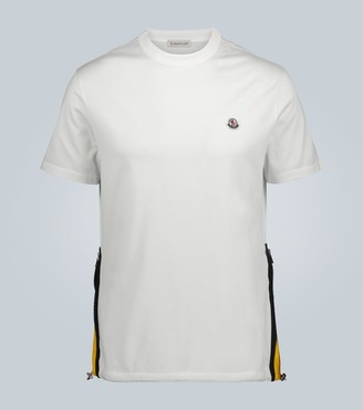 Moncler T-shirt with technical details