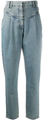 Philosophy di Lorenzo Serafini High-Waisted Jeans