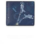 Michael Kors Pisces Leather Astrology Billfold