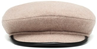 Maison Michel Billy cashmere beret