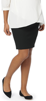 Motherhood Secret Fit Belly Pencil Fit Maternity Skirt