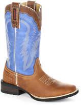 Durango Women's Pull-On Mustang Cowboy Boot
