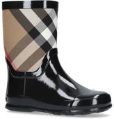 Burberry Checked Wellies
